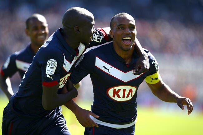 Maurice-Belay arrache la victoire pour Bordeaux