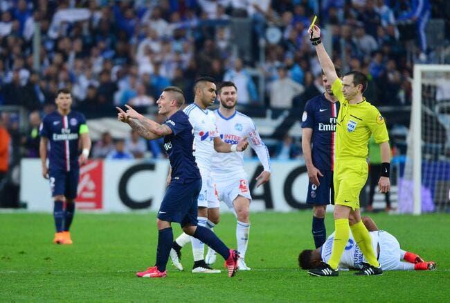 Aulas, l'OL, l'arbitre, Canal+, à Marseille on balance dur