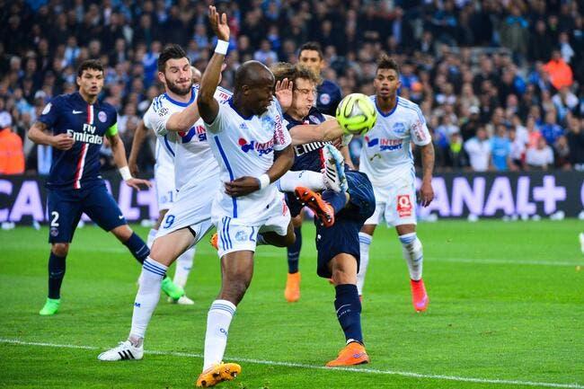Le PSG rit jaune en repartant de Marseille