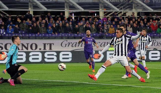 La Juventus en finale de la Coupe