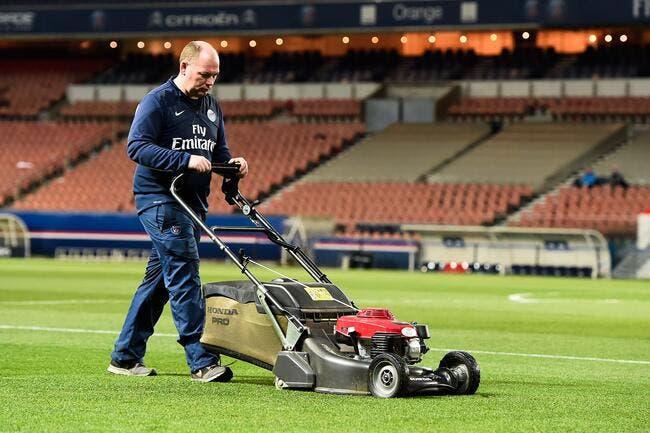Le jardinier du PSG fait un beau cadeau aux autres clubs