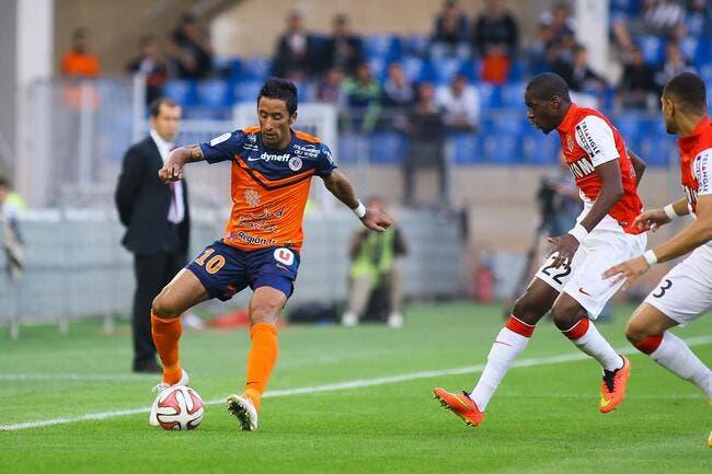 Montpellier offre déjà la victoire à Monaco