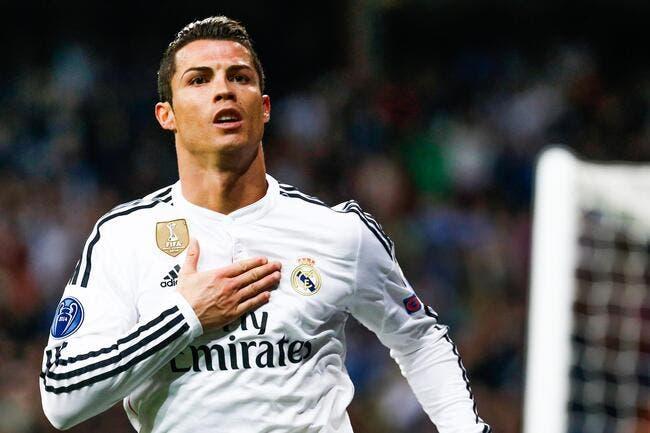 Cristiano Ronaldo marque son 300e but avec le Real Madrid