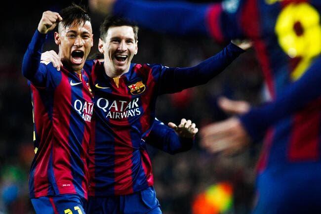 FC Barcelone - Almeria : 4-0