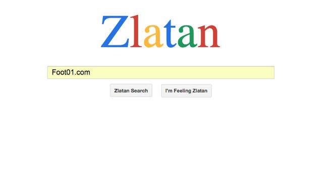 Google se fait zlataner à son tour