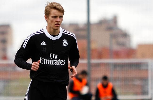 Odegaard, fauteur de troubles au Real Madrid