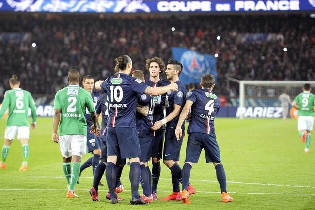 Le PSG chambre en parlant de mettre la réserve contre Bastia