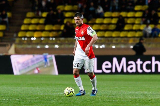 Officiel : Monaco prolonge quatre joueurs dont Toulalan
