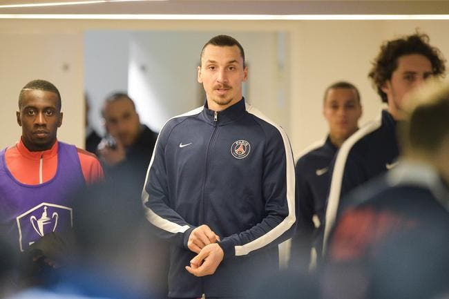 Pour le PSG, « Zlatan ne doit pas être suspendu »
