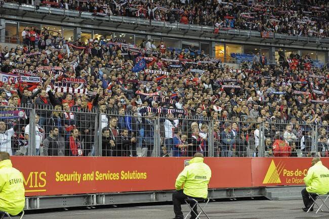 Bastia-PSG, le Stade de France n'est pas plein