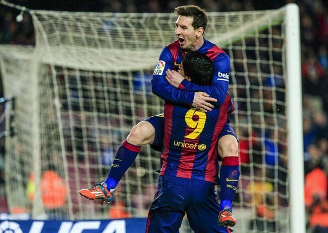 Cristiano Ronaldo ? Suarez préfère Messi et… Thierry Henry !