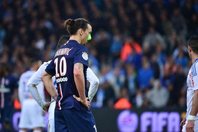 Ibrahimovic juge sa suspension « une honte pour le football »