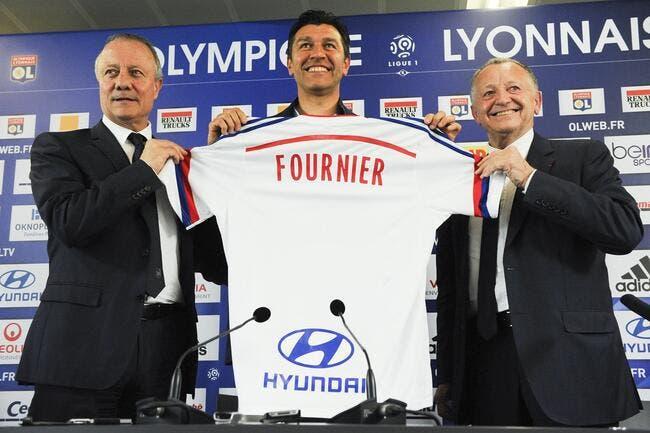 L'OL prolongera Fournier avec un gros chèque si....
