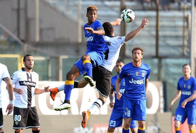 Parme - Juventus : 1-0