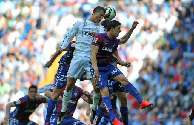 Real Madrid - Eibar : 3-0