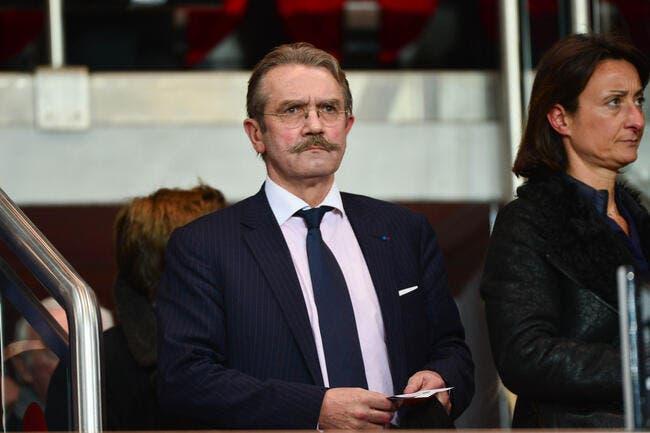 Thiriez le confirme, il ne saluera pas Bastia et le PSG avant la finale