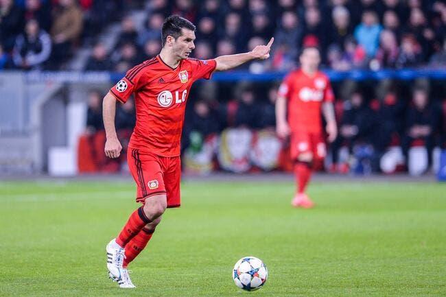 Leverkusen vire Spahic après son coup de folie