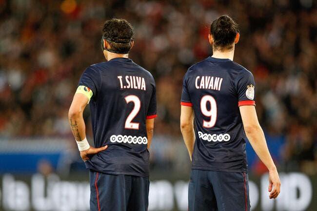 Une offre risible faite au PSG pour Cavani et Thiago Silva