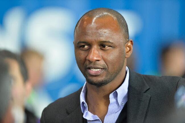 Patrick Vieira à la rescousse de Manchester City ?