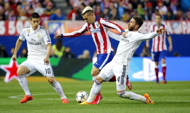 Atl. Madrid – Real Madrid 0-0