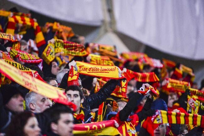 Interdits à Metz, les supporters lensois contestent