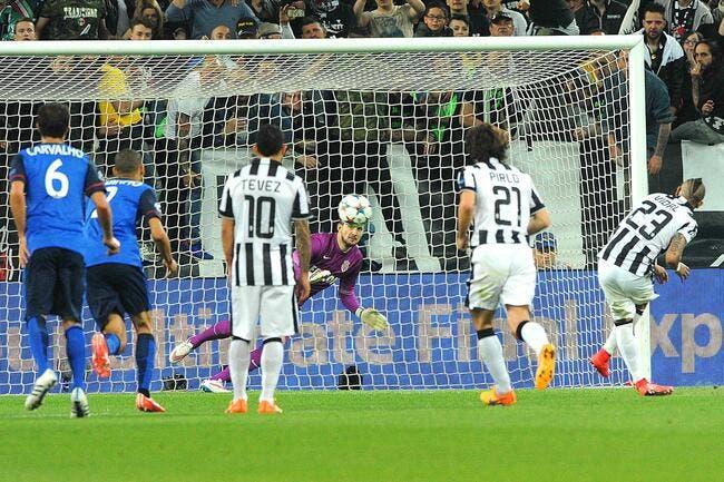 Une erreur payée cash pour Monaco face à la Juventus