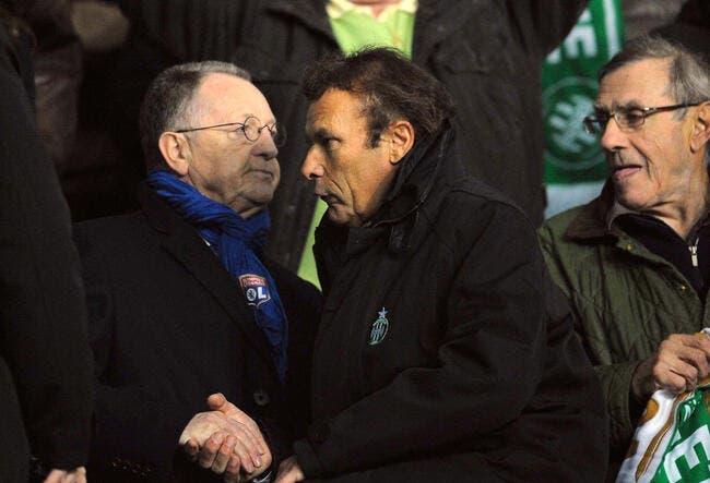 Aulas invite Romeyer et Caïazzo au resto avant le derby