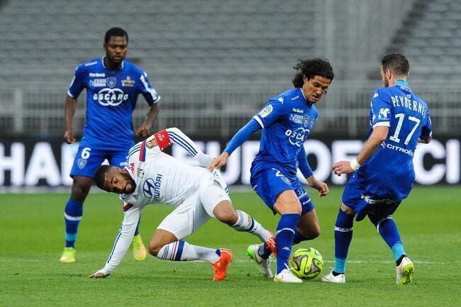 Bastia rêvait de faire un coup à Lyon, c'est raté