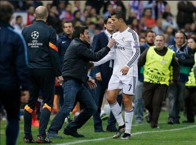 La grosse frayeur de Cristiano Ronaldo après Atlético-Real