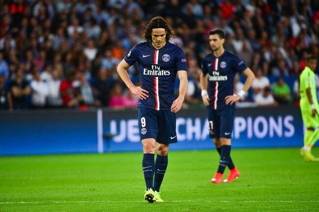 Le PSG a manqué de tout avoue Laurent Blanc