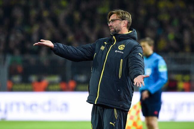 Officiel : Klopp quittera Dortmund en fin de saison !