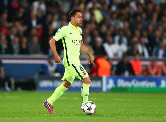 A 35 ans, Xavi se voit proposer un contrat de sept ans au Qatar