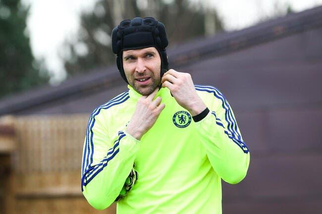 Petr Cech au PSG, c'est en très bonne voie