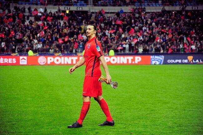 Le PSG communique sur Ibrahimovic… et égratigne Aulas au passage