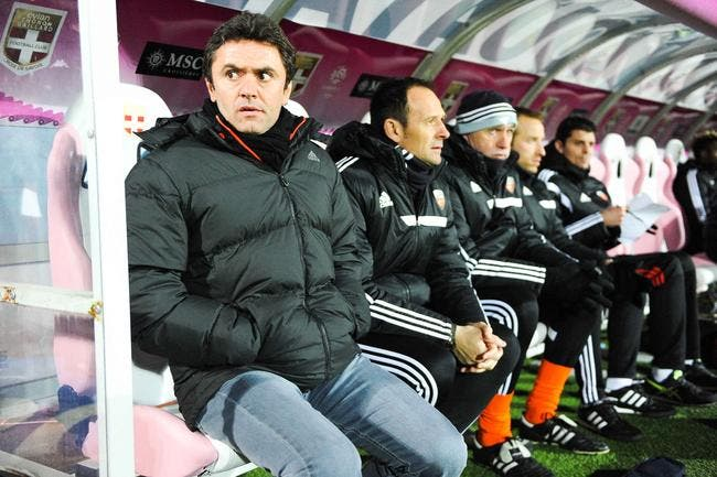 Lorient-TFC, le match de la peur qui n'effraie pas Ripoll