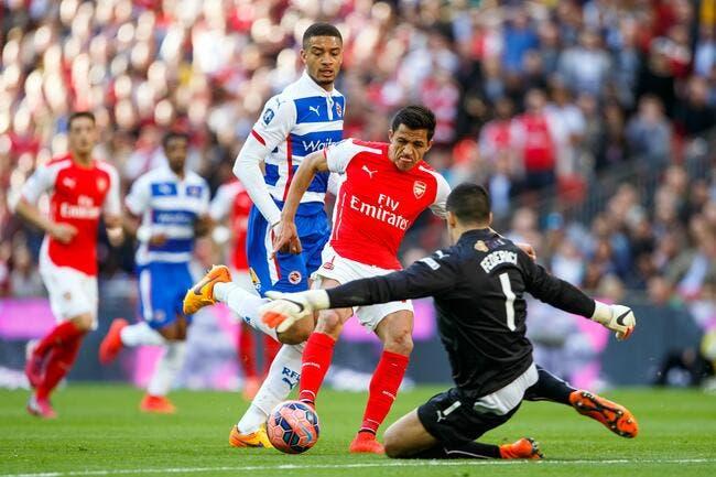 Arsenal en finale de la Cup