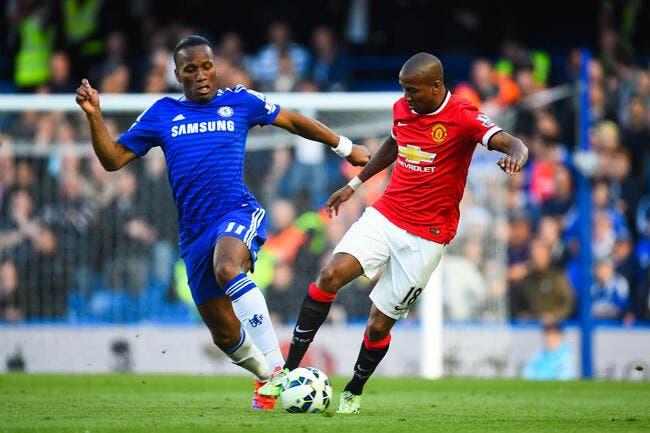 Chelsea - Man Utd : 1-0