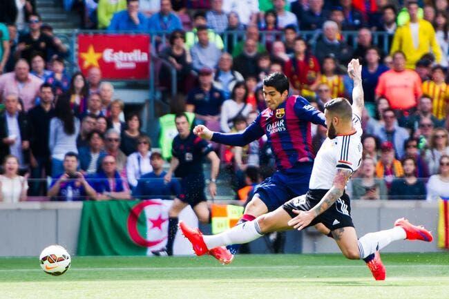 FC Barcelone - Valence : 2-0