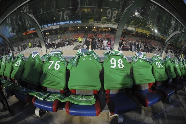 Le derby OL-ASSE officiellement boycotté par le Peuple Vert
