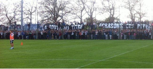 Près de 1.000 supporters de l'OL à Tola Vologe