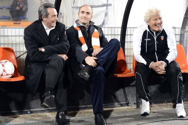 Lorient prêt à tout miser sur l'ancien sorcier de Yoann Gourcuff ?