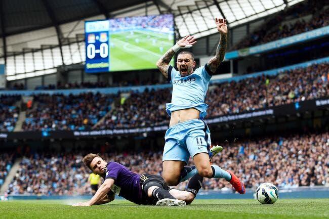 Man City - West Ham : 2-0