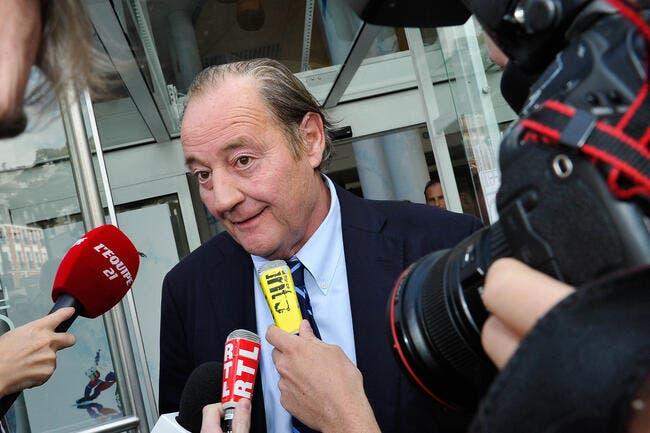 Martel s'énerve de l'organisation du derby Lille-Lens