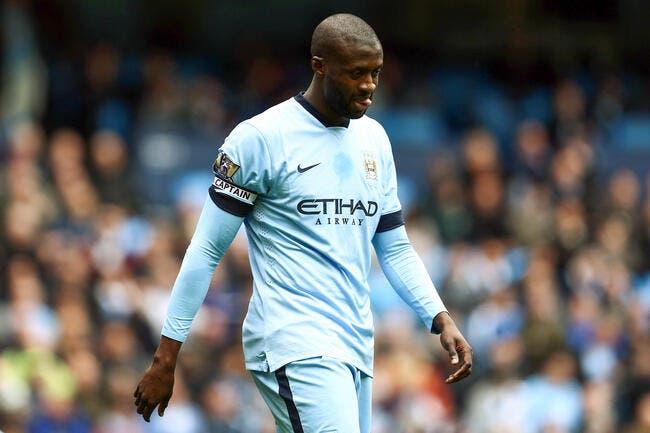 Yaya Touré tenté par le PSG