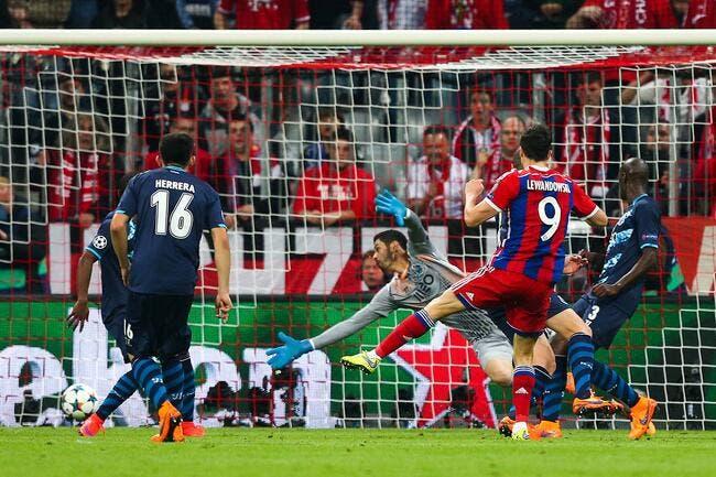 6-1, le Bayern fait une « Mannschaft » face à Porto