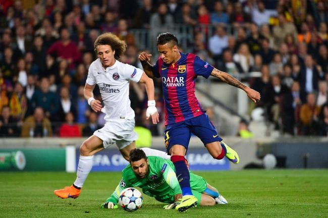 Le Barça était trop fort pour le PSG