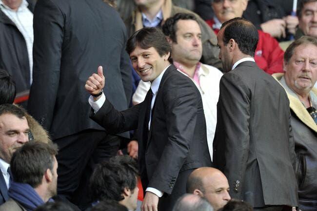 Et l'on parle d'un retour de Leonardo au PSG...