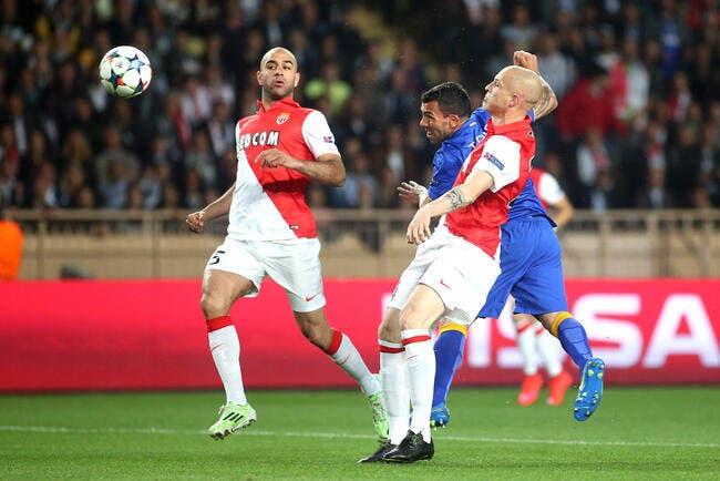 Monaco estime avoir été «meilleur que la Juventus»