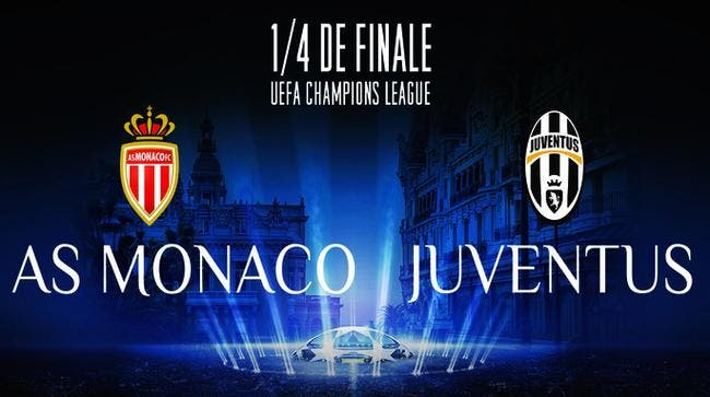Monaco - Juventus : Les compos