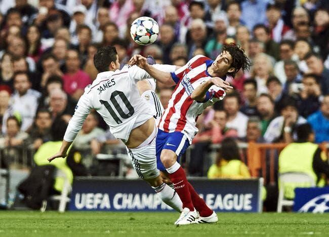 Real Madrid - Atlético Madrid : 1-0